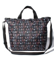 LeSportsac/EASY CARRY TOTE フローラルアルファベット/LS0019712