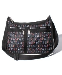 LeSportsac/DELUXE EVERYDAY BAG フローラルアルファベット/LS0019725