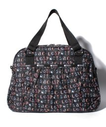 LeSportsac/ABBEY CARRY ON フローラルアルファベット/LS0019732