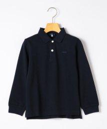 SHIPS KIDS/SHIPS KIDS:長袖 鹿の子 ポロシャツ(100~130cm)/500769549