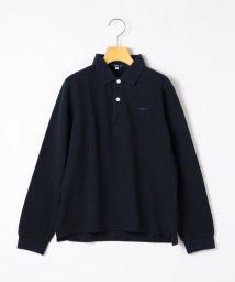 SHIPS KIDS/SHIPS KIDS:長袖 鹿の子 ポロシャツ(145~160cm)/500769550