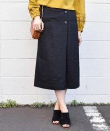 SHIPS WOMEN/タイトミドル丈スカート◇/500793950