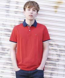 TOMMY HILFIGER MENS/【オンライン限定】 SANDERS POLO CF/500743034