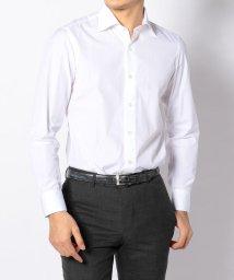TOMORROWLAND BUYING WEAR/ERRICO FORMICOLA コットンサテン セミワイドカラー ドレスシャツ/500798461