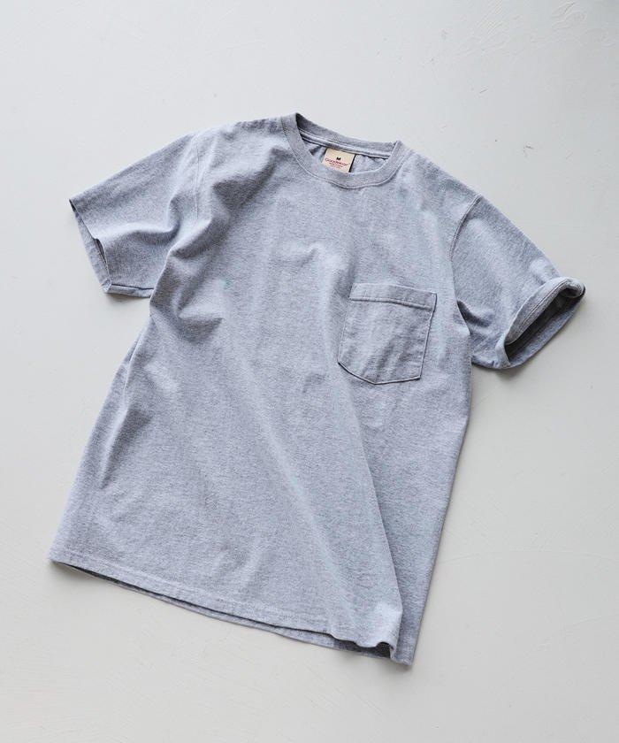 GOODWEAR:ポケットTシャツ 画像