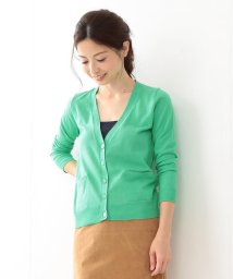 BEAMS OUTLET/Demi-Luxe BEAMS / ポケット付き Vネックカーディガン/500756220