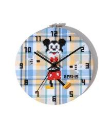 bPr BEAMS/THE MINT HOUSE × BEAMS / ミッキーマウス掛け時計/500758202