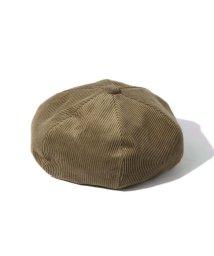 BEAMS OUTLET/◇Ray BEAMS / コーデュロイ BIG ベレー帽/500758508