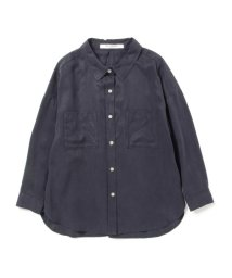 BEAMS OUTLET/Ray BEAMS / Wポケット ビッグ シャツ/500759965