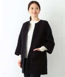 BEAMS OUTLET/Demi-Luxe BEAMS / Johnstons ノーカラーコート/500760600