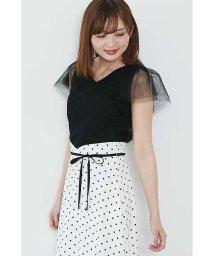 PROPORTION BODY DRESSING/【美人百花 5月号掲載】オーバーチュールニット/500799662
