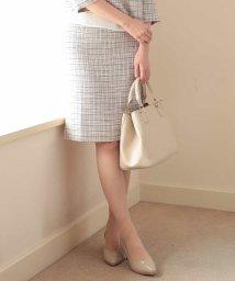 a.v.v/【セットアップ対応】ツィードタイトスカート[WEB限定サイズ]/500800282