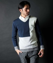 MICHEL KLEIN HOMME/『BEACH』~Play Knit~/500803044