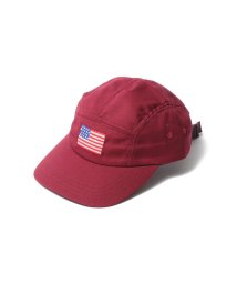 BEAMS OUTLET/NEW ENGLAND CAP × BEAMS / 別注 5パネル キャップ/500804290