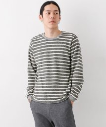 URBAN RESEARCH/【WAREHOUSE】ボーダーリブL/S/500764526