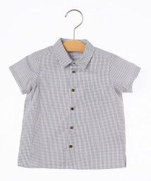 SHIPS KIDS/SHIPS KIDS:グラフチェック シャツ(80~90cm)/500806331