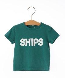 SHIPS KIDS/SHIPS KIDS:ロゴ TEE(80~90cm)/500806336