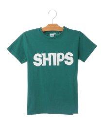 SHIPS KIDS/SHIPS KIDS:ロゴ TEE(145~160cm)/500806338