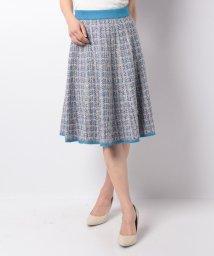 ELISA/【セットアップ対応商品】ニットツィードスカート/10267356N