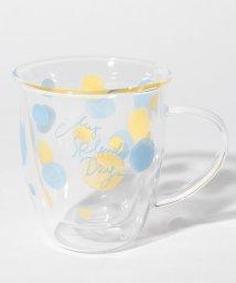 Afternoon Tea LIVING/ドット柄耐熱ダブルウォールマグカップ/500730917