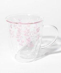 Afternoon Tea LIVING/フラワー柄耐熱ダブルウォールマグカップ/500730918