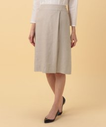 OLD ENGLAND/【セットアップ対応商品】リネンキャンバススカート/500757561