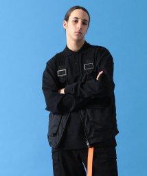 BEAMS MEN/BEAMS / NEW STANDARD ルーズフィット ポロシャツ/500806810