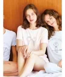 gelato pique/【PEANUTS】 モダールベアTシャツ/500806943