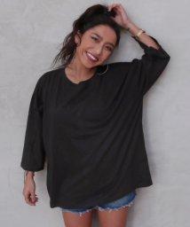 ANAP/スリットスリーブロングTシャツ/500798678