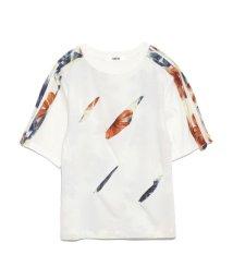 FURFUR/スラッシュTシャツ/500809514