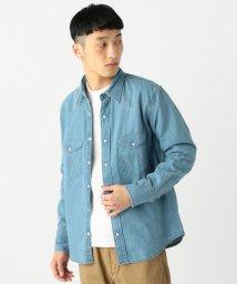 BEAMS MEN/Wrangler × BEAMS / 別注 27MW Denim Western Shirts 18ss/500741324