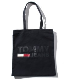 TOMMY JEANS/ロゴキャンバストート/500759495