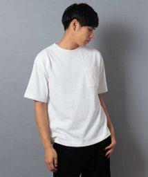 a.v.v (MEN)/【吸水速乾】ビックシルエットポケット付きTシャツ[WEB限定サイズ]/500813115