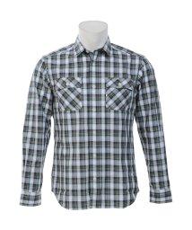 Alpine DESIGN/アルパインデザイン/メンズ/長袖チェックシャツ/500813550