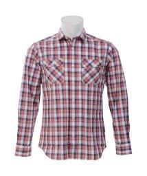 Alpine DESIGN/アルパインデザイン/メンズ/長袖チェックシャツ/500813551