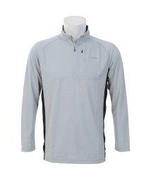 Alpine DESIGN/アルパインデザイン/メンズ/ハーフジップアップ長袖シャツ/500813553