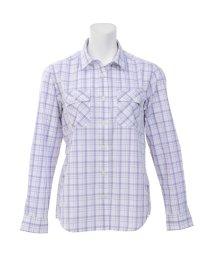 Alpine DESIGN/アルパインデザイン/レディス/長袖チェックシャツ/500813556