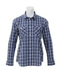 Alpine DESIGN/アルパインデザイン/レディス/長袖チェックシャツ/500813557