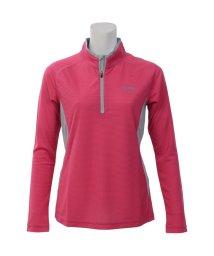 Alpine DESIGN/アルパインデザイン/レディス/ハーフジップアップ長袖シャツ/500813558