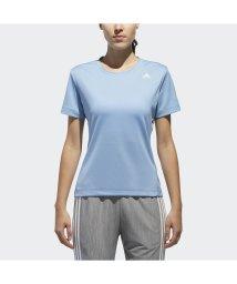 adidas/アディダス/レディス/W D2Mトレーニング定番ロゴワンポイント半袖Tシャツ/500813612