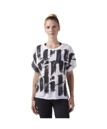 Reebok/リーボック/レディス/ダンス オーバーサイズTシャツ/500813706