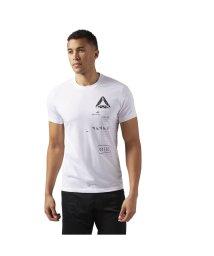 Reebok/リーボック/メンズ/ワンシリーズ SPEEDWICK グラフィック ショートスリーブTシャツ/500813711