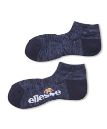 Ellesse/エレッセ/MELANGE ANKLE SOCKS/500813782
