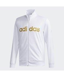 adidas/アディダス/メンズ/M ESSENTIALS ビッグリニアロゴ ウォームアップ ジャケット/500814408