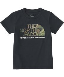 THE NORTH FACE/ノースフェイス/キッズ/S/S CAMO LOGO TEE/500814478