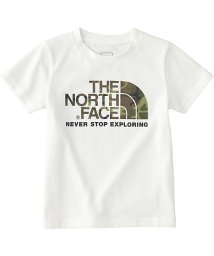 THE NORTH FACE/ノースフェイス/キッズ/S/S CAMO LOGO TEE/500814479