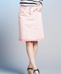 en recre/【SCOTCH & SODA】カラーデニムスカート/500814948