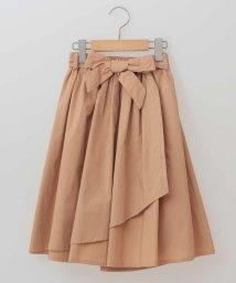 a.v.v(KID'S)/[100-130]ウェストリボンラップスカート[WEB限定サイズ]/500815854