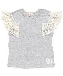 Seraph / F.O.KIDS MART/レース袖Tシャツ/500812779