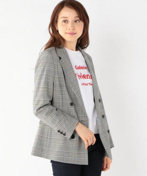 SHIPS WOMEN(シップス ウィメン)/【TVドラマ着用】ダブルボタンジャケット/317000106